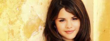 Selena Gomez Portrait Cover Photo