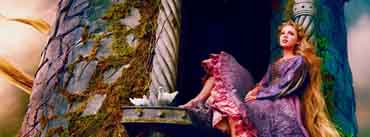 Taylor Swift As Rapunzel Cover Photo