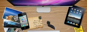 Mac Workspace Cover Photo