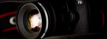 Canon Eos 7d Camera Cover Photo