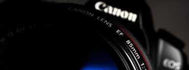 Canon Lens Cover Photo
