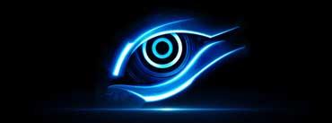 Gigabyte Blue Eye Cover Photo