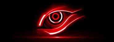 Gigabyte Red Eye Cover Photo