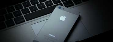 Apple Mac Book And Iphone Cover Photo
