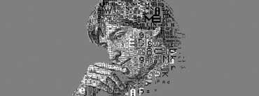 Steve Jobs Young Portrait Cover Photo