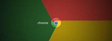 Chrome Logo Cover Photo