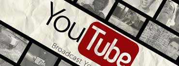 Youtube Broadcast Yourself Cover Photo