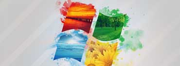 Windows Nature Logo Cover Photo