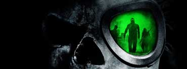 Army Gas Mask Cover Photo