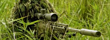 Army Sniper Cover Photo
