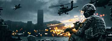 Battlefield 4 Pc Game Cover Photo