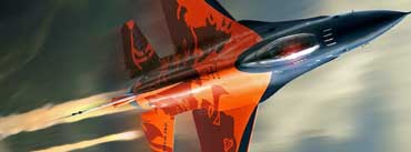 F 16 Fighter Cover Photo