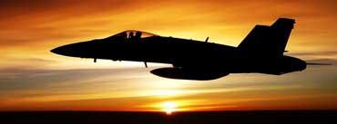 Fa 18c Hornet Aircraft Cover Photo