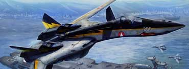 Jet Fighter Painting Cover Photo