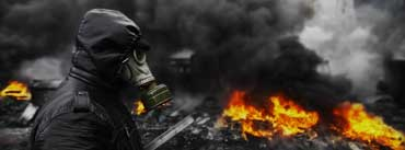 Kiev Revolution Cover Photo