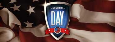 Memorial Day Usa Flag Cover Photo