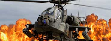 Military Helicopter Cover Photo