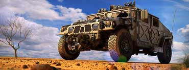 Military Hummer Cover Photo