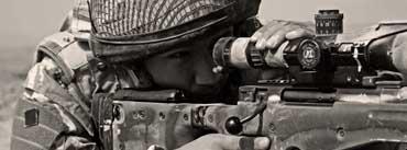 Sniper Sepia Cover Photo