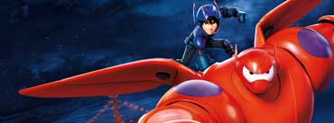Big Hero 6 Disney Cover Photo