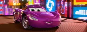 Cars 2 Cover Photo