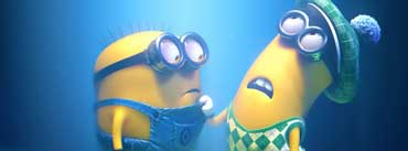 Despicable Me 2 Cover Photo