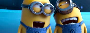 Despicable Me 2 Laughing Minions Cover Photo