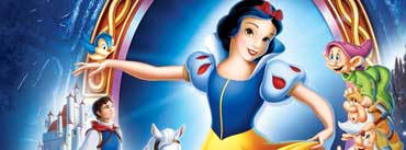 Disney Snow White Cover Photo
