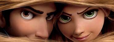 Disneys Movie Tangled Cover Photo