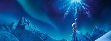 Elsa Frozen Cover Photo