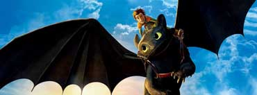 Hiccup And Toothless Cover Photo