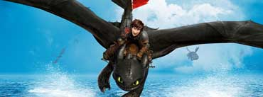 How To Train Your Dragon Cover Photo