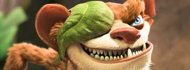 Ice Age 3 Dawn Of The Dinosaurs Buck Cover Photo