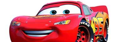 Lightning Mcqueen Car Movie Cover Photo