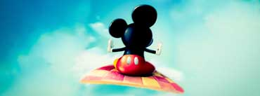 Mickey Mouse Cover Photo