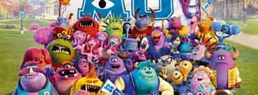 Monsters University 2013 Cover Photo
