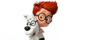 Mr Peabody And Sherman 2014 Cover Photo