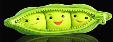 Pea Cute Cover Photo