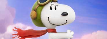 Peanuts Snoopy Cover Photo
