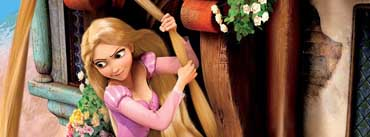 Rapunzel Tangled Cover Photo