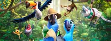 Rio Blue Birds Movie Cover Photo