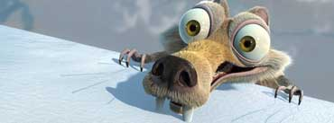 Scrat Ice Age Cover Photo