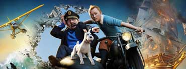 The Adventures Of Tintin Cover Photo