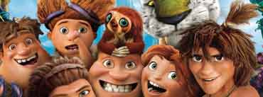 The Croods Characters Cover Photo