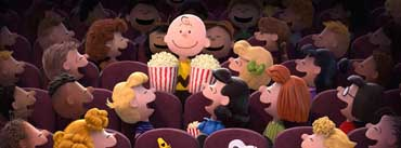 The Peanuts Cinema Cover Photo