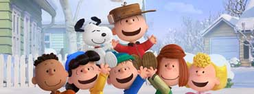 The Peanuts Gang Cover Photo