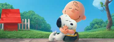 The Peanuts Snoopy And Charlie Cover Photo