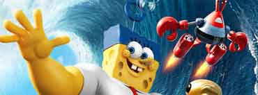 Sponge Out Of Water Cover Photo