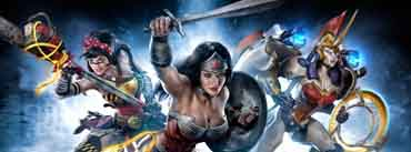 Wonder Woman Cover Photo