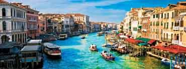 Canal Grande Venice Cover Photo
